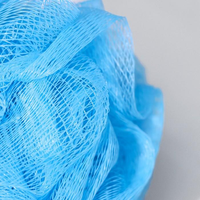Мочалка для тела, 30 г, цвета МИКС