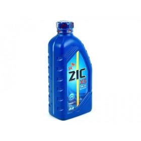Масло моторное ZIC X5 LPG 10W-40, п/синтетическое, 1л, (пропан-бутан) Ош