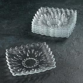 Набор тарелок «Diplomat», d=18 см, 6 шт