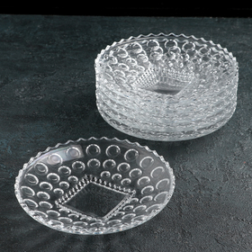 Набор тарелок «Semiramis», d=18 см, 6 шт