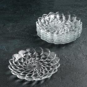 Набор тарелок «Florence», d=18 см, 6 шт