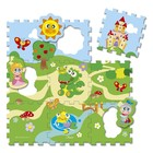 Игровой коврик-пазл Chicco «Замок», от 12 месяцев
