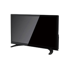 "Телевизор Asano 24LH1010T, 24"", 1366x768, DVB-T2, 1xHDMI, 1xUSB, чёрный"