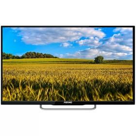 "Телевизор Asano 32LH1030S, 32"", 1366x768, DVB-T2/S2, 3xHDMI, 2xUSB, чёрный"