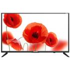 "Телевизор Telefunken TF-LED32S07T2, 32"", 1366x768, DVB-T2, 2xHDMI, 1xUSB, черный"