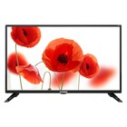 "Телевизор Telefunken TF-LED32S90T2, 32"", 1366x768, DVB-T2, 3xHDMI, 1xUSB, черный"