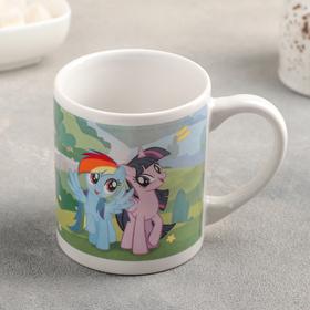 Кружка 240 мл My Little Pony, в подарочной упаковке