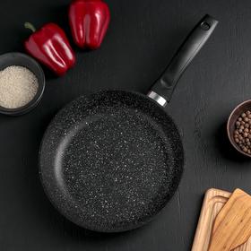 Сковорода Casta Avrora Лайт d=24 см, глубокая, литой алюминий