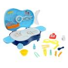 Игровой набор «Лечащий врач», в чемоданчике - фото 105582326
