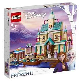Конструктор Принцессы Дисней «Деревня в Эренделле», Disney Frozen