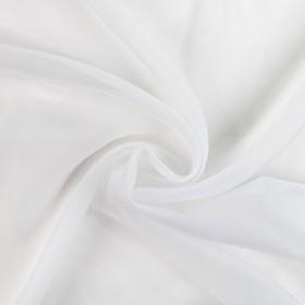 """Тюль с подхватом и ламбрекеном """"Солнечные цветы"""" 250х200см, 100% п/э, вуаль"""