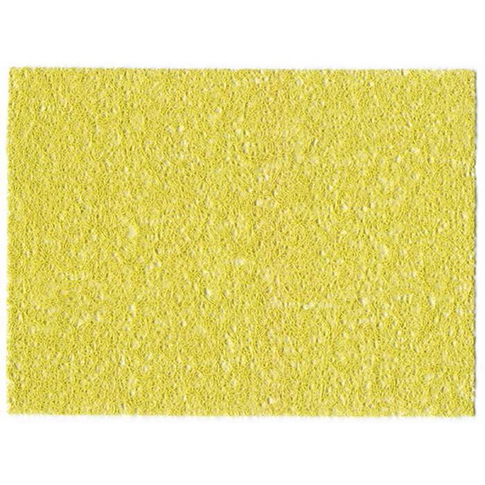 Салфетка Kumo, 30 х 45 см, цвет жёлтый
