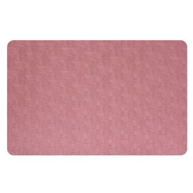 Салфетка Polyline «Амбер», 30 x 43 см, цвет розовый
