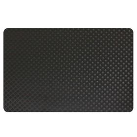 Салфетка Polyline «Сапфир», 30 x 43 см, цвет чёрный