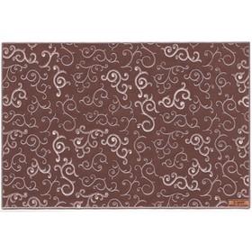 Салфетка Tsuta, 30 х 45 см, цвет коричневый