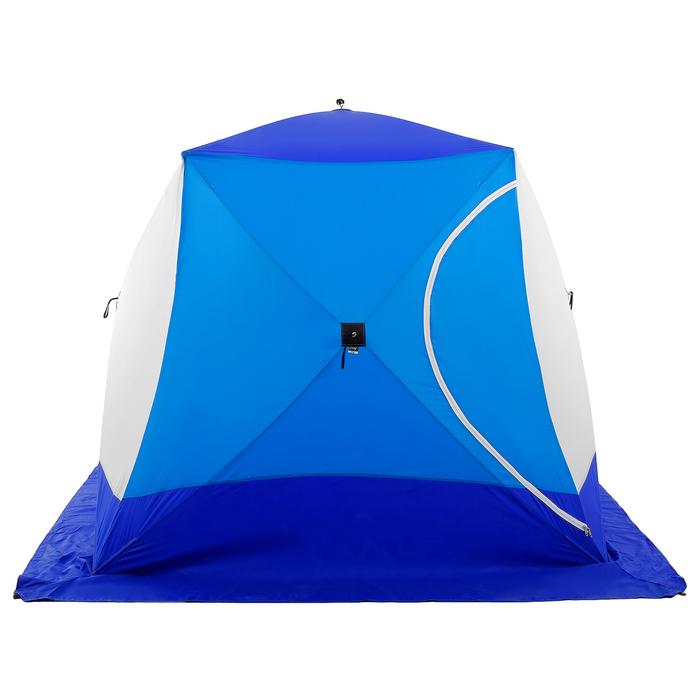 Палатка зимняя «КУБ», 3-местная
