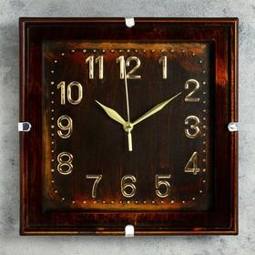 """Часы настенные, серия: Классика, """"Рингата"""", 29х29 см"""