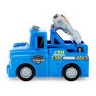 Парковка «Полицейская часть», свет и звук - фото 105644275