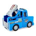 Парковка «Полицейская часть», свет и звук - фото 105644276