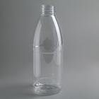 Бутылка молочная «Универсал», 1 л, с широким горлышком 0,38 мм, 100 шт/уп, цвет прозрачный