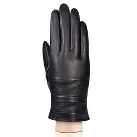 Перчатки мужские, размер 8.5, цвет чёрный