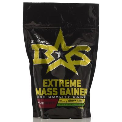 Binasport gainer EXTREME MASS GAINER, cherry, 1000 g