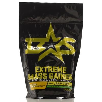 Binasport gainer EXTREME MASS GAINER, mango-maracuja, 1000 g