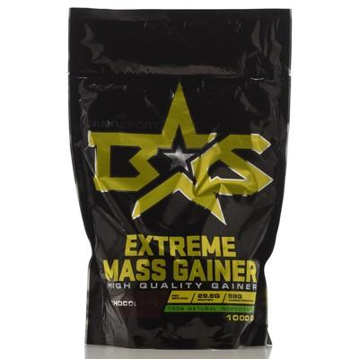 Binasport gainer EXTREME MASS GAINER, chocolate, 1000 g