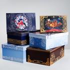 Набор подарочных коробок 6 в 1 «Классический», 20 × 12,5 × 7,5‒32,5 × 20 × 12,5 см