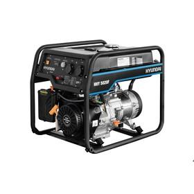 Генератор бензиновый Hyundai HHY 5020F, 4.5 кВт, 220 В, 340 см3, ручной стартер, медь