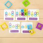 Развивающий набор «Умные квадраты», по методике Монтессори - фото 105495910