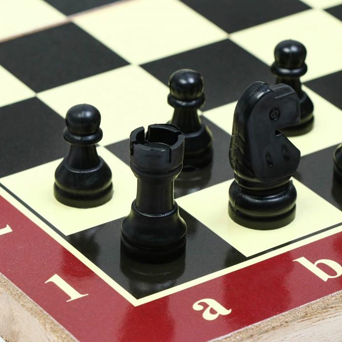 Настольные шахматы, поле 29 × 29 см