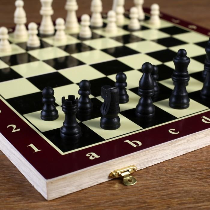 Настольные шахматы, поле 39 × 39 см