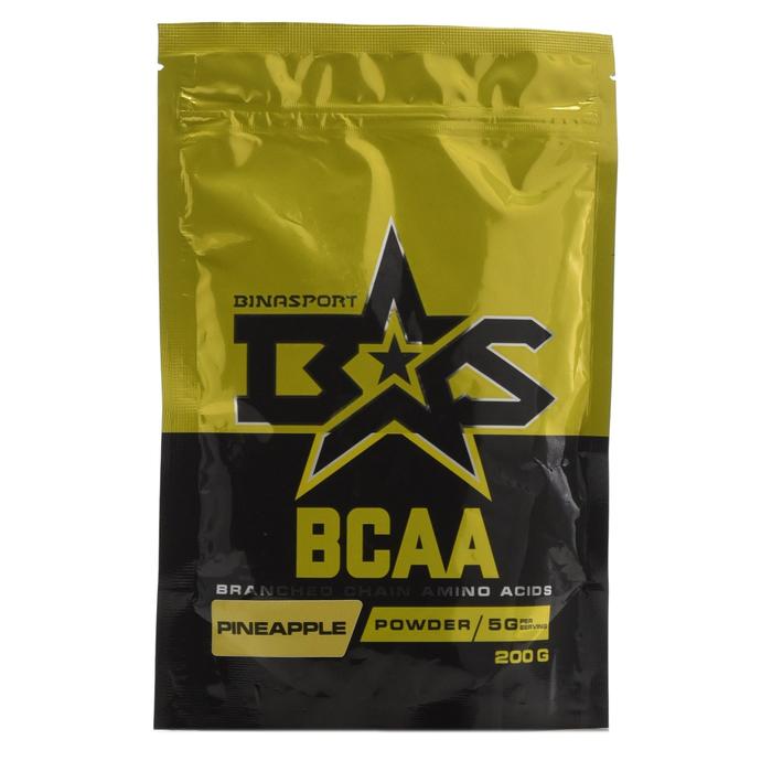 BCAA Binasport, ананас, 200 г