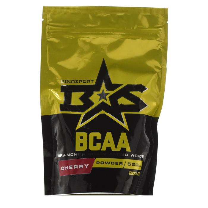 BCAA Binasport, вишня, 200 г