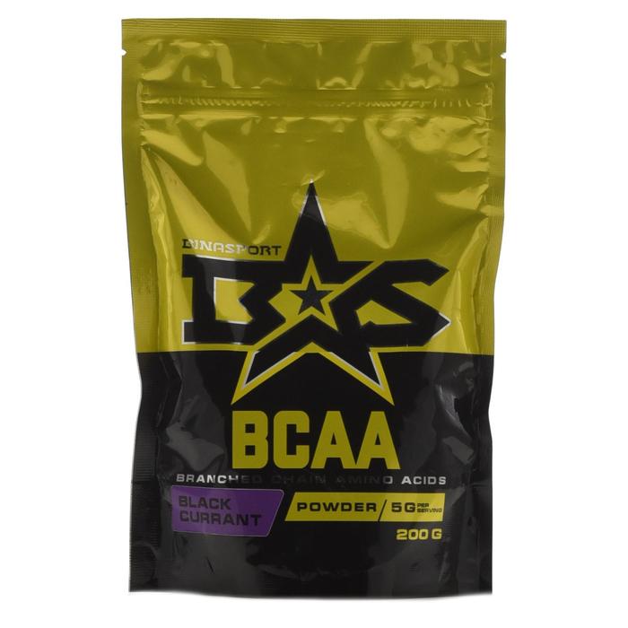 BCAA Binasport, черная смородина, 200 г