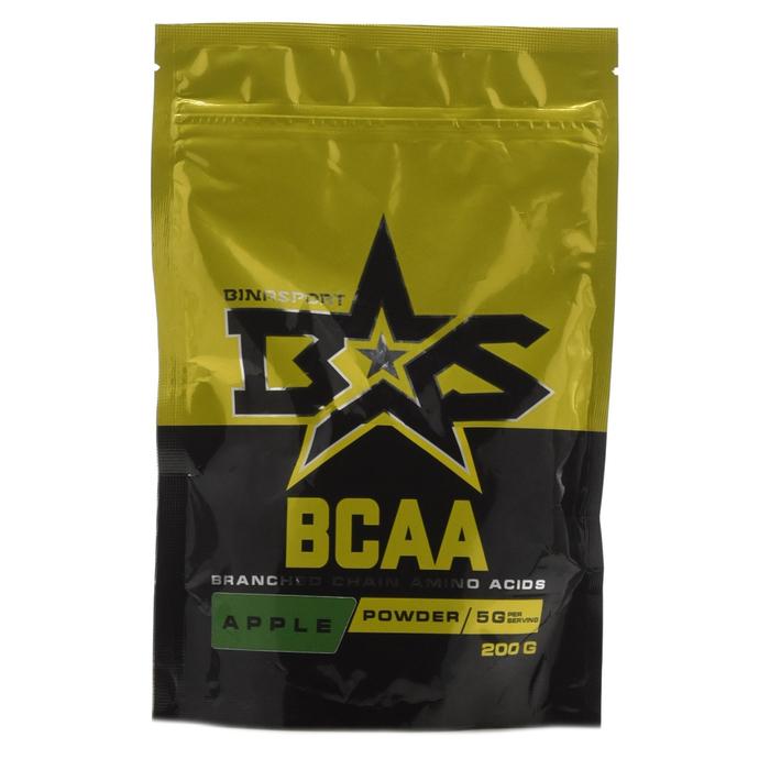 BCAA Binasport, яблоко, 200 г