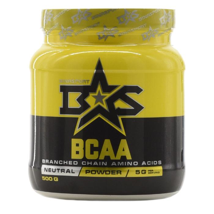 BCAA Binasport, без вкуса, 500 г