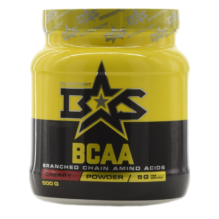 BCAA Binasport, вишня, 500 г