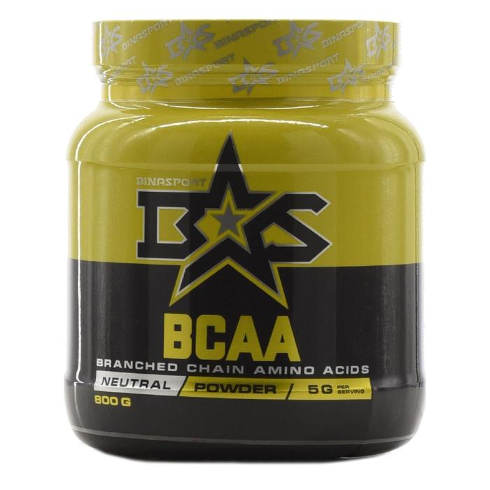BCAA Binasport, натуральный вкус, 800 г