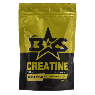 Binasport CREATINE, pineapple, 200 g
