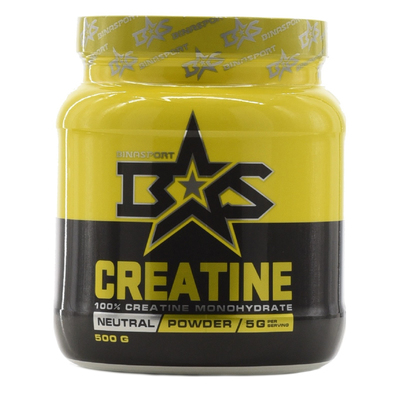 Binasport CREATINE, natural flavor, 500 g