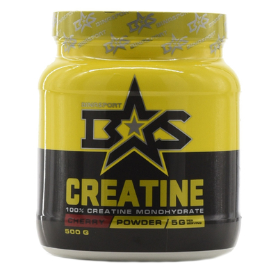 Binasport CREATINE, cherry, 500 g