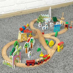 Железная дорога, 78 элементов