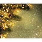 Фотобаннер, 250 × 200 см, с фотопечатью, «Светящиеся звёзды»