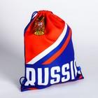 "Bag for plavania ""Russia"", 39 x 30.5 cm"