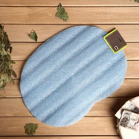 "Mat for bath and sauna ""Classic"" mix"