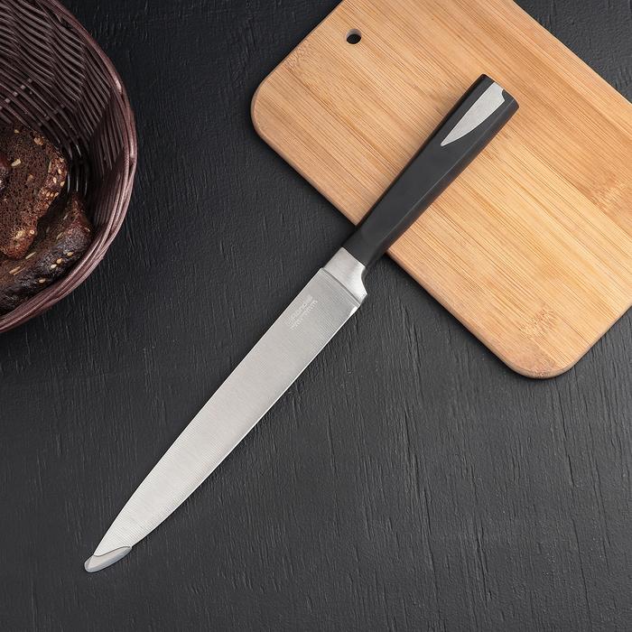 Нож кухонный разделочный «Cascara», лезвие 20 см