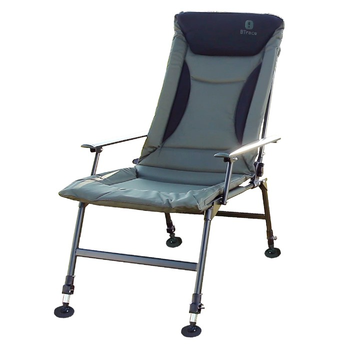 Кресло туристическое BTrace Sturdy Alu, нагрузка до 150кг