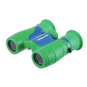 Бинокль детский Veber «Эврика», 6 × 21, G/B, цвет зелёный / синий Ош